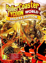 RollerCoaster Tycoon World Deluxe Edition (PC)