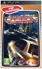 Need for Speed Carbon: Own the City (Essentials) (PSP)