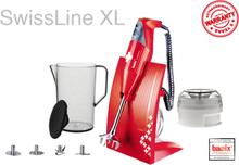 Bamix Swissline XL rød 200 W