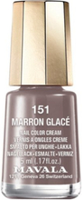 Mavala Minilack 5ml Marron Glacé