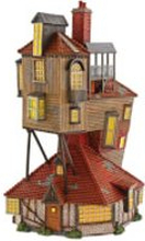 Harry Potter Village The Burrow - UK Plug
