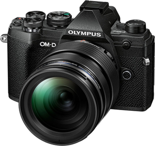 Olympus OM-D E-M5 Mark III + 12-40/2,8 Svart, Olympus