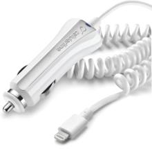 Cellularline Lightning lader til bil (12/24V) til iPhone 5/6/6 Plus