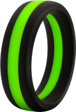Blush: Performance, Silicone Go Pro Cock Ring, grön/svart