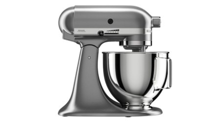 KitchenAid Køkkenmaskine 4,3 liter Sølvgrå