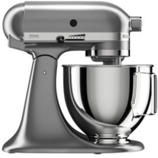 KitchenAid Kjøkkenmaskin 4,3 liter Sølvgrå