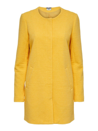 ONLY Seasonal Coat Women Yellow