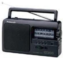 FM Radio RF-3500E-K - AM/FM - Mono - Svart