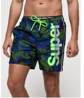Superdry Superdry State Volley badshorts
