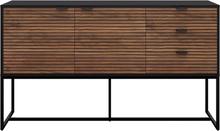 Fiona valnød skænk/kommode 160 cm