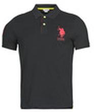 U.S Polo Assn. Polo Shirt Korte Mouw NEW HORSE POLO heren