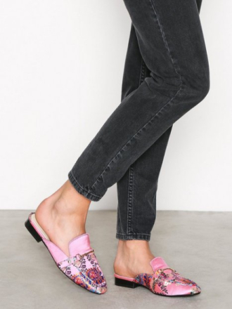 Loafers - Print NLY Shoes Slip in Loafer