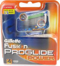 Fusion ProGlide Power, Gillette Rakhyvel & Rakblad