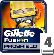 Proshield Manual, Gillette Rakhyvel & Rakblad