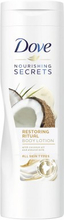 Dove Restoring Ritual Coconut Body Lotion 400 ml