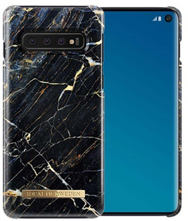 iDeal of Sweden Fashion Samsung Galaxy S10 Cover - Port Laurent Marmor