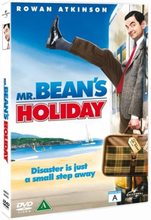 Mr Bean's Holiday (Blu-ray)