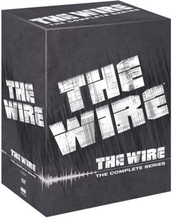 The Wire: Complete Box - Sesong 1-5 (24 disc)