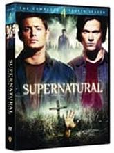 Supernatural - Sesong 4 (6 disc)