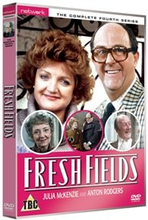 Fresh Fields: Complete Series 4 (Import)