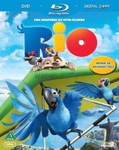 Rio (Bd+Dvd)