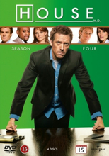 House M.D. - Sesong 4 (4disc)