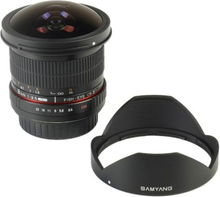 Samyang 8mm F3,5 Fisheye for Nikon