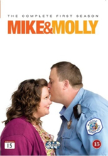 Mike & Molly - Sesong 1 (3 disc)