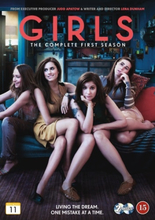 Girls - Sesong 1 (2 disc)
