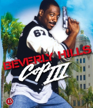 Beverly Hills Cop 3 (Blu-ray) (Nordic)