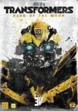 Transformers - Dark of the Moon (new artwork)