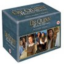 Dr. Quinn - Medicine Woman - The Complete Collection (41-disc) (Tuonti)