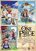 One Piece Movie Collection 1 (Contains Films 1 To 3) (Tuonti)
