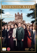 Downton Abbey - Säsong 4 (3 disc)