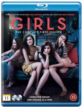 Girls - Sesong 1 (Blu-ray) (Nordic)