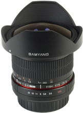 Samyang 8MM F3,5 CSll for Canon