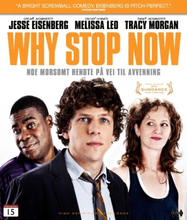 Why Stop Now (Blu-ray)
