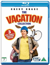 National Lampoon's Vacation Collection (Blu-ray) (3 disc)