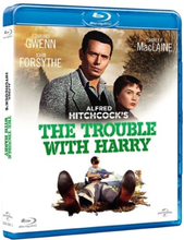 The Trouble With Harry (Blu-ray) (Nordic)