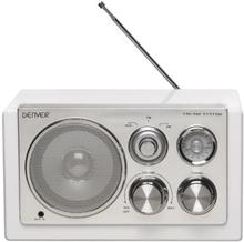Denver AM/FM-Radio TR-61 Hvid