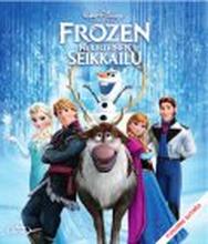 Disney Klassikko 52: Frozen - huurteinen seikkailu (Blu-ray)