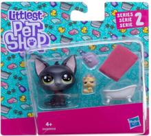Littlest Pet Shop Pet Pairs Jade Catkin & Kittylina Scrapper