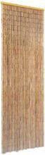 vidaXL Hyönteisverho oveen Bambu 56x185 cm