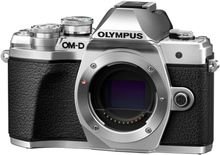 Olympus E-M10III 1442IIR Kit slv/slv