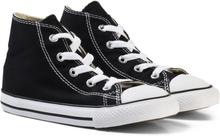 Converse, Chuck Taylor All Star High Top Kengät Musta