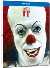 Stephen King: IT - Limited Steelbook (Blu-ray)