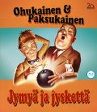 Ohukainen & Paksukainen - Jymyä ja jyskettä (Blu-ray)