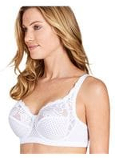 Miss Mary of Sweden Miss Mary Romance Underwire Bra White