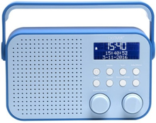 Denver DAB-39, FM radio Blå