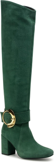 Over-knee boots PINKO - Laetitia Stivale AI 20-21 PBKSH 1P21Y6 Y6Q9 Green X43